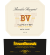 2016 Beaulieu Vineyard Reserve Tapestry Napa Valley Red Blend Front Label, image 2