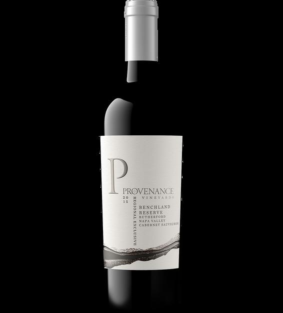 2015 Provenance Benchland Rutherford Cabernet Sauvignon