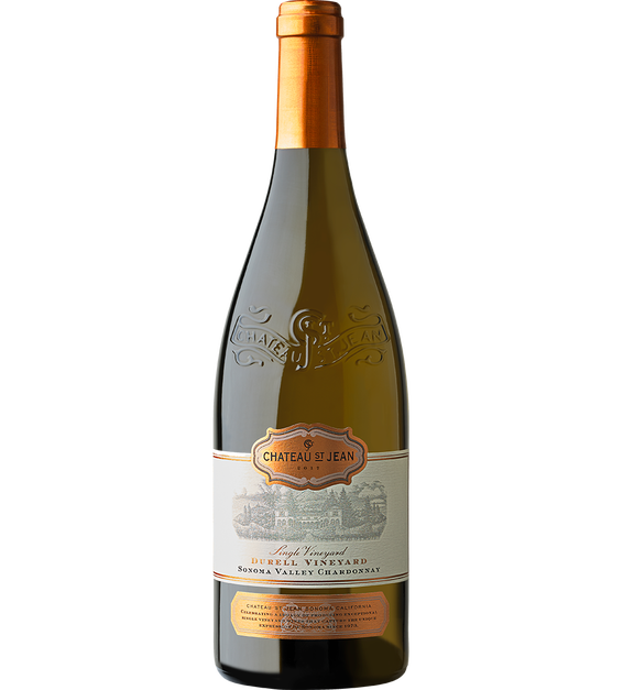 2017 Chateau St. Jean Durell Vineyard Sonoma Valley Chardonnay