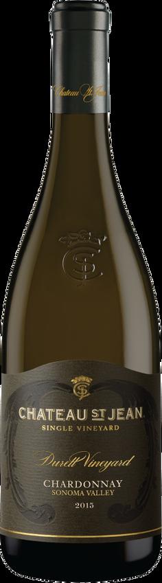 2015 Chateau St. Jean Durell Vineyard Sonoma Valley Chardonnay