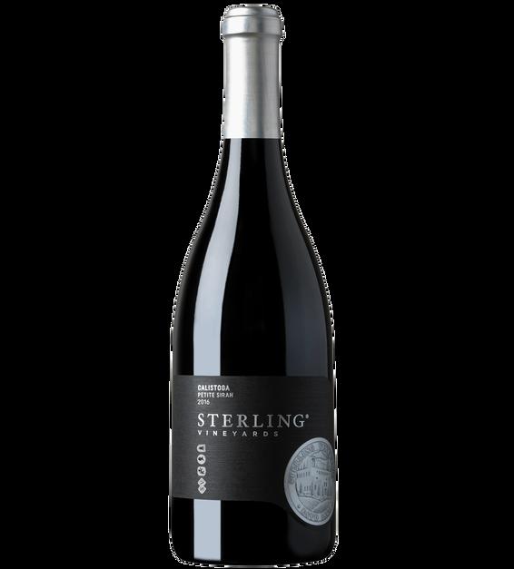 2016 Sterling Vineyards Petite Sirah