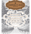 2016 Chateau St. Jean Robert Young Vineyard Reserve Alexander Valley Chardonnay Front Label, image 2