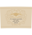 2015 Beaulieu Vineyard Maestro Reserve Napa Valley Cab/Syrah Blend Front Label, image 2