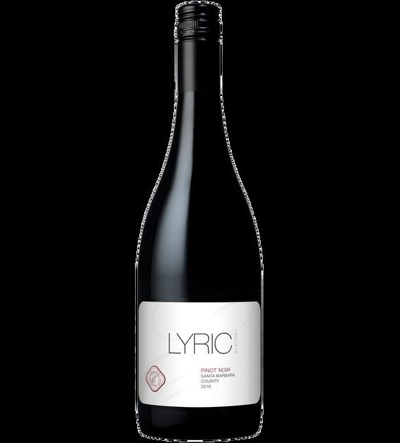 2016 Etude Lyric Pinot Noir