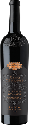2016 Cinq Cepages Red Blend