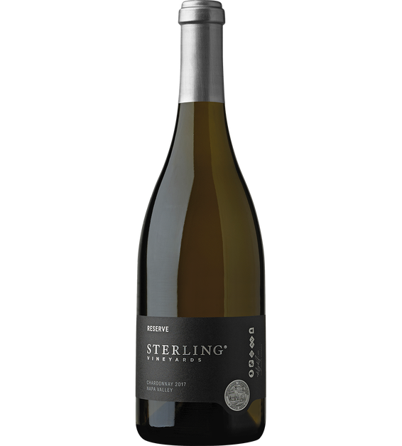 2017 Sterling Vineyards Reserve Napa Valley Chardonnay