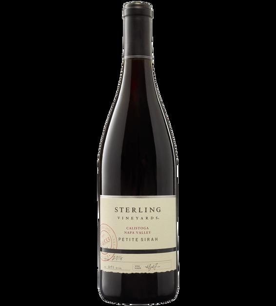 2014 Sterling Vineyards Calistoga Petite Sirah