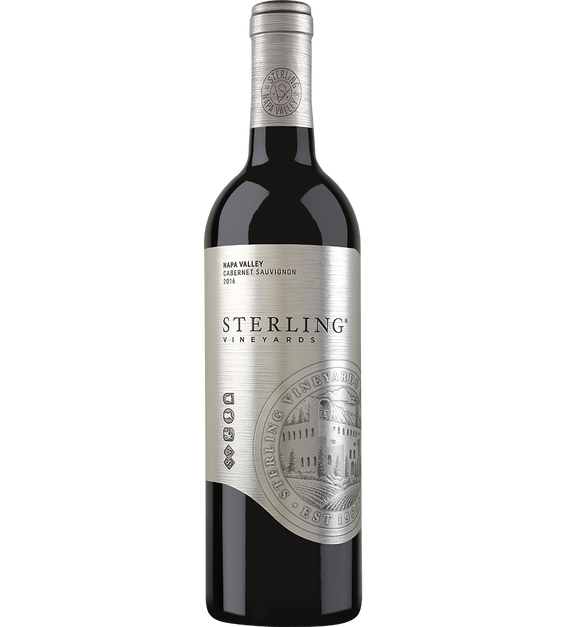 2016 Sterling Vineyards Napa Valley Cabernet Sauvignon