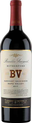 2017 Rutherford Cabernet Sauvignon