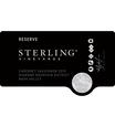 2015 Sterling Vineyards Diamond Mountain District Napa Valley Cabernet Sauvignon Front Label, image 3