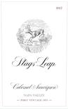 2017 Stags' Leap Cabernet Front Label, image 2
