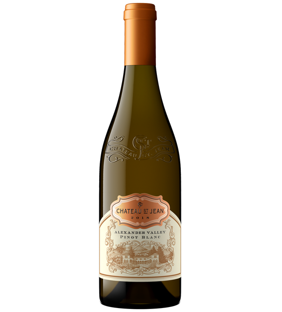 2018 Chateau St. Jean Alexander Valley Pinot Blanc