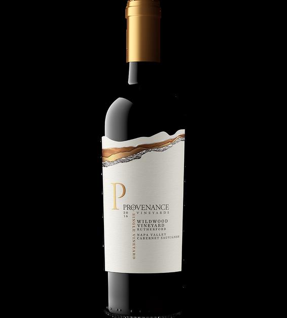 2016 Provenance Vineyards Wildwood Vineyard Rutherford Cabernet Sauvignon