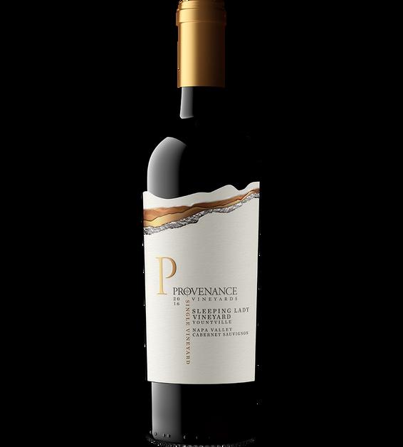 2016 Provenance Vineyards Sleeping Lady Vineyard Yountville Cabernet Sauvignon