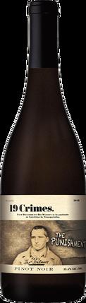 2018 The Punishment Pinot Noir