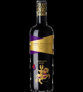 2017 Cavaliere d'Oro Terre Siciliane Rosso IGT