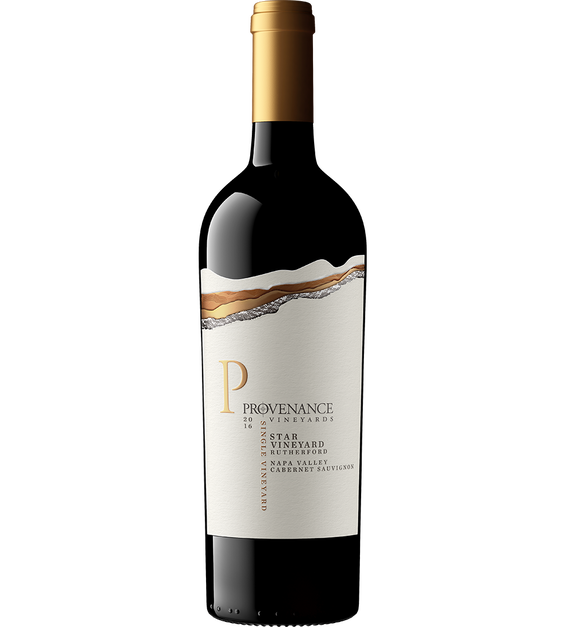 2016 Provenance Vineyards Star Vineyard Rutherford Cabernet Sauvignon