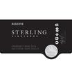 2016 Sterling Vineyards Reserve Calistoga Cabernet Franc Front Label, image 2