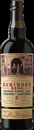 2018 Beringer Bros Bourbon Barrel Aged Cabernet Sauvignon