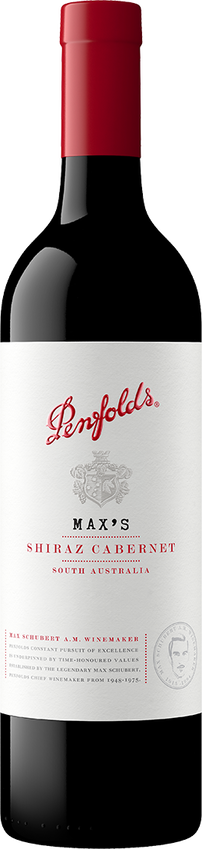2016 Penfolds Max's South Australia Shiraz Cabernet