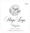 2018 Stags' Leap Napa Valley Viognier Front Label, image 2