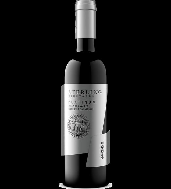 2015 Sterling Vineyards Platinum Napa Valley Cabernet Sauvignon