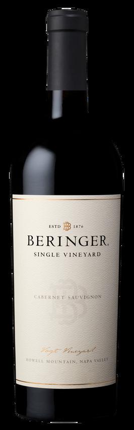 2014 Beringer Vogt Vineyard Howell Mountain