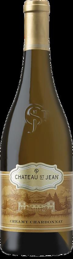 2018 Chateau St. Creamy California Chardonnay