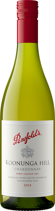 2018 Koonunga Hill Chardonnay