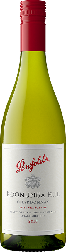 2018 Penfolds Koonunga Hill Chardonnay