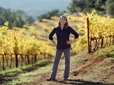 Former Winemaker Laurie Hook