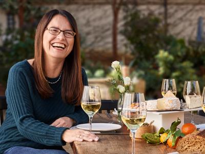 Winemaker Margo Van Staaveren